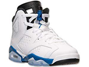 NIKE Air Jordan 6 Retro BG, Chaussures de Sport garçon | Chaussure ...