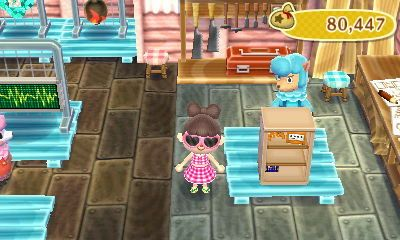 Game Shelfbody Color Beigecost To Customize 98 Bells Custom Animal Crossing New Leaf