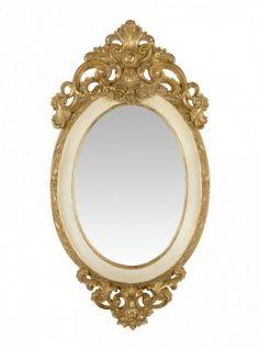 Spiegel Rahmen Oval Online Bestellen Bei Yatego Flurregal