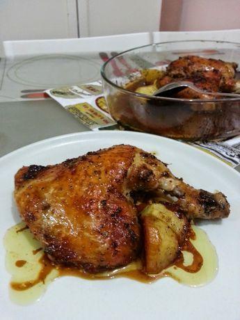Rosemary Grilled Chicken Ayam Panggang Rosemary Yang Lazat Ayam Panggang Memasak Resep Makanan