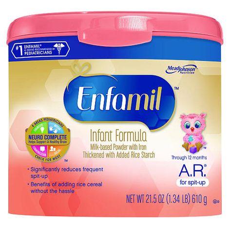 Enfamil A R Powder 21 5 Ounce Baby Formula Best Baby Formula Enfamil