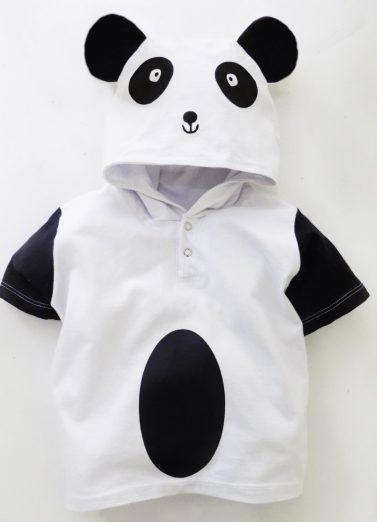 1ce400758debb2 Camiseta Panda | Moda Infantil - Moda bebê | Roupas divertidas ...