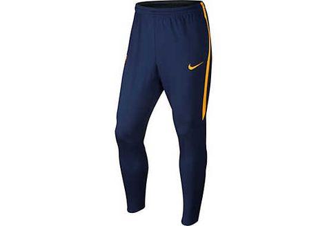 Nike Herren FC Barcelona Hose, ObsidianCobalt TintHeather
