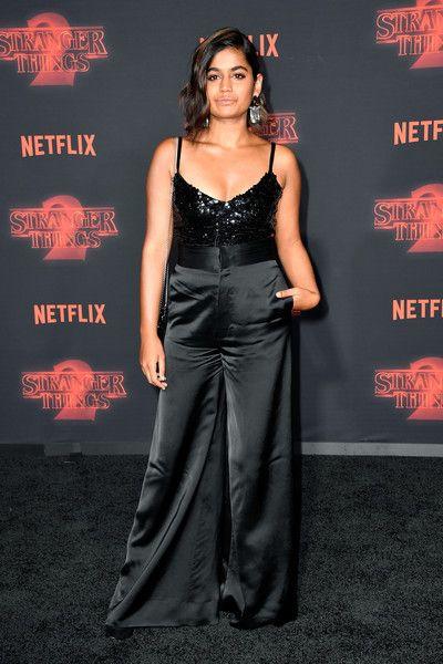Linnea Berthelsen At The 'Stranger Things 2' Netflix Premiere - 'Stranger Things' Ladies On The Red Carpet - Photos