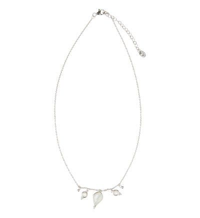 collier argent femme galerie lafayette