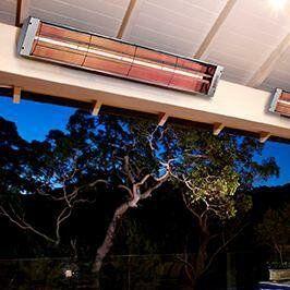 Bromic Cobalt 13 648 Btu Electric Mounted Patio Heater Size 8 5 H X 44 W X 3 5 D Patio Heater Natural Gas Patio Heater Propane Patio Heater