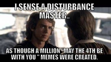 The 19 Best May The 4th Memes To Share On Facebook If You Love Star Wars Day May The 4th Star Wars Memes May The Fourth