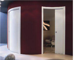 Curved Pocket Door on PocketDoors.co.uk | Pieces: Walls Ceilings etc. | Pinterest | Pocket doors Doors and Door kits & Curved Pocket Door on PocketDoors.co.uk | Pieces: Walls Ceilings ... Pezcame.Com