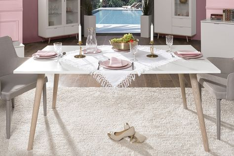 8e232ef0663 Fawn Dining Table in 2019