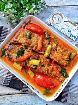 Mangut Ikan Asap Resep Masakan Resep Ikan Asap