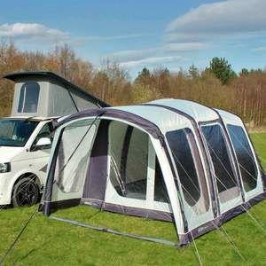 Outdoor Revolution 2017 Movelite T3 Vario Driveaway Awning Footprint Outdoor Caravan Caravan Awnings
