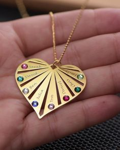 Engrave & Personalize your own necklace with up to 40% off!