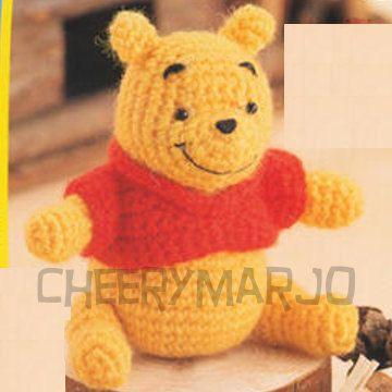 Winnie The Pooh Crochet Patterns Choice Image Knitting Patterns