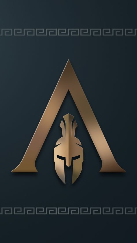 Ubisofts Game Assassins Creed Odyssey Minimal Wallpaper