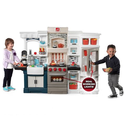 Video Review Of Grand Luxe Kitchen By Step2 299 99 Big Toy