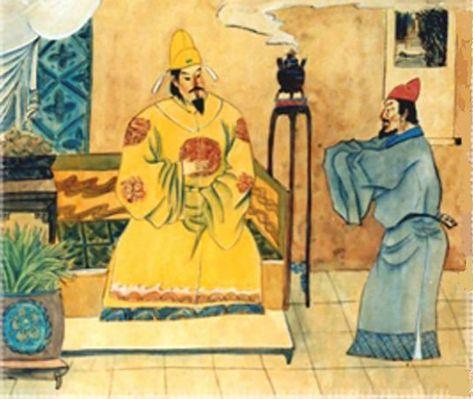 Giải Hồ công tư phân minh. (Ảnh minh họa: sohu.com)