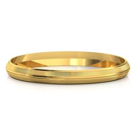 Man Boys Gold Kada Design