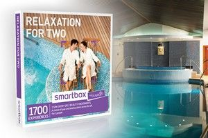 Relaxation For Two Experience Box Spa Day For Two Spa Branding Relax
