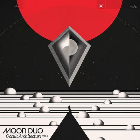 Moon Duo - Occult Architecture Vol. 1 Vinyl Record