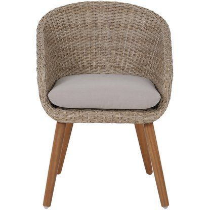 Greemotion Design Gartenstuhl Louisville Polyrattan Beige Kaufen Bei Obi Gartenstuhle Stuhle Polyrattan