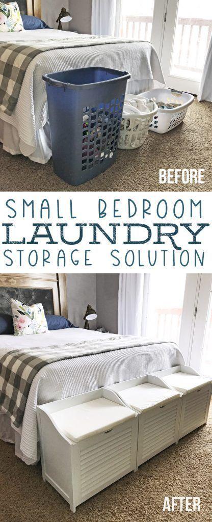 Small Bedroom Laundry Storage Solution Storage Bench Bedroom Laundry Storage Solutions Storage Solutions Bedroom