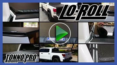 See The Tonno Pro Difference Lo Roll Truck Bed Covers Vinyl Rolls Truck Bed