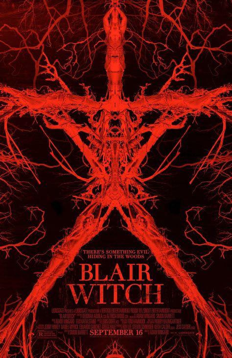 Bruxa De Blair Blair Witch Adam Wingard Com Imagens Bruxa