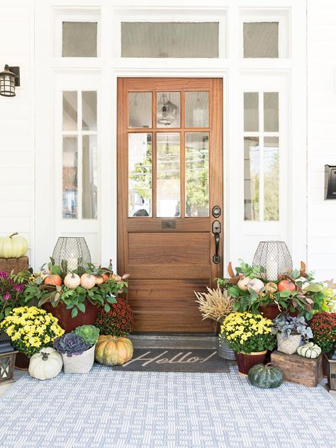 Cozy Up to Fall With These3 Product Picks -  Changing leaves and a crispness to the air mean that fall has officially arrived. Celebrate the sea - #compasstattoo #Cozy #cutehomedecor #Fall #fallhomedecor #flowertattoo #Picks #Product #These3