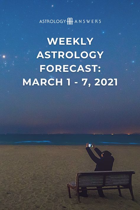 This week will start to get interesting on Wednesday as Mars moves into the Air sign of Gemini. What else can we expect for the first week of March 2021 astrology? Discover in this week's astrology overview. #astrology #astrologyanswers #weeklyastrology #astrologyoverview #marchastrology