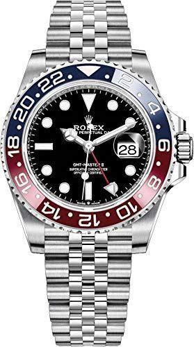 Rolex Gmt Master Ii Pepsi Men S Luxury Watch Rolex Gmt Luxury Watches For Men Rolex Gmt Master