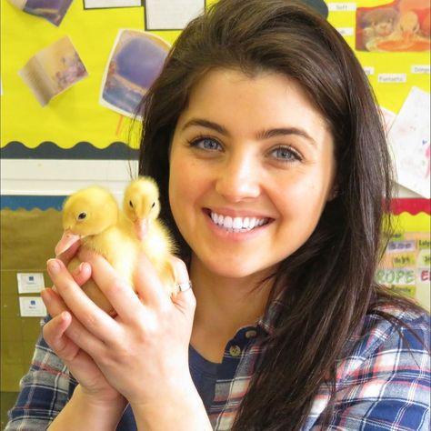 "Storm Huntley on Instagram: ""Just a few chicks here to remind you #DownontheFarm is back on CBeebies tomorrow 5pm"""