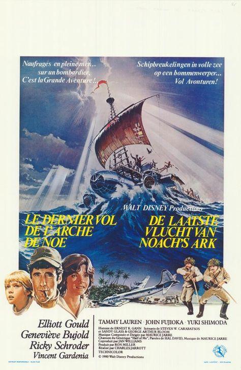 The Last Flight Of Noah S Ark Disney With Images Disney
