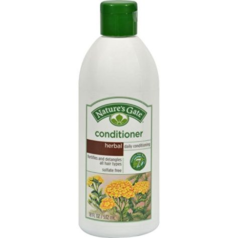 Natures Gate Herbal Daily Conditioner  18 fl oz  Case of 12 ** Be sure to check out this awesome product.