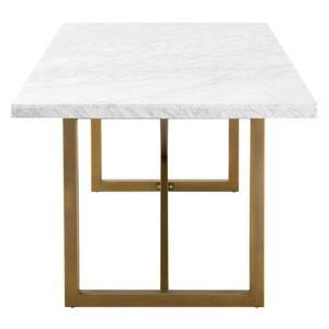 Carrera Dining Table Paynes Gray Stone Top Dining Table Dining Table Gold Dining Table Marble