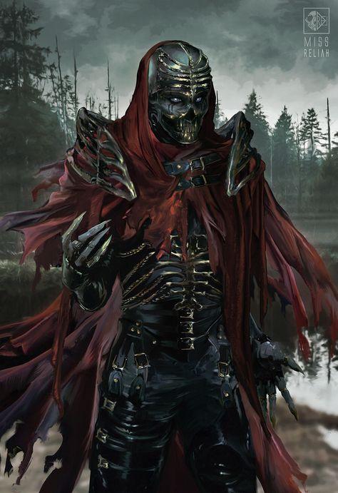Auron the Necromancer, Reliah A. Szade