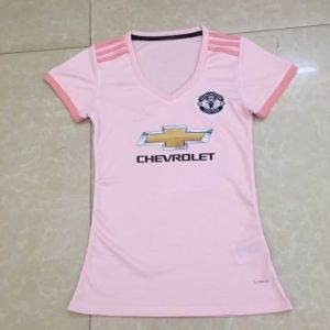Women Man United 2018 19 Top Away Jersey M697 Soccer Jersey Jersey Shirt Manchester United New Jersey