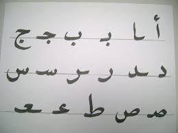 طريقة تعليم اللغة العربية للمبتدئين Arabic Calligraphy Math Math Equations