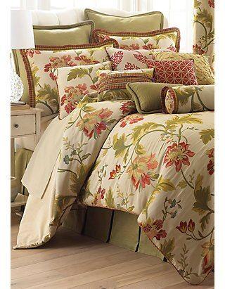 Rose Tree Columbiana Bedding Collection Belk Comforter Sets Bedding Sets Floral Comforter