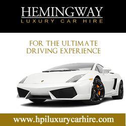 Rent luxury cars in Europe
