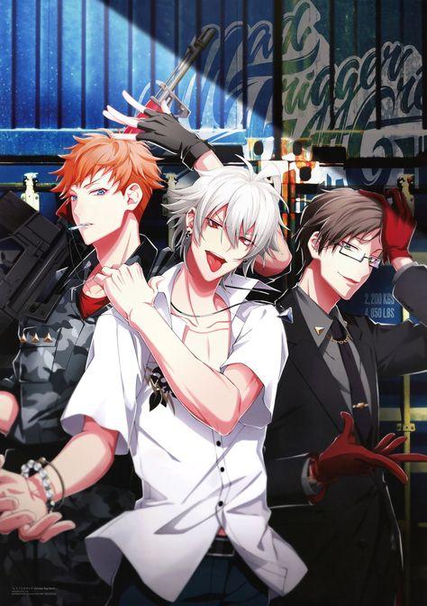 Handsome Anime Guys, Cute Anime Guys, Anime Gangster, Rap Battle, Anime Demon, Tokyo Ghoul, Bad Boys, Division, Anime Characters