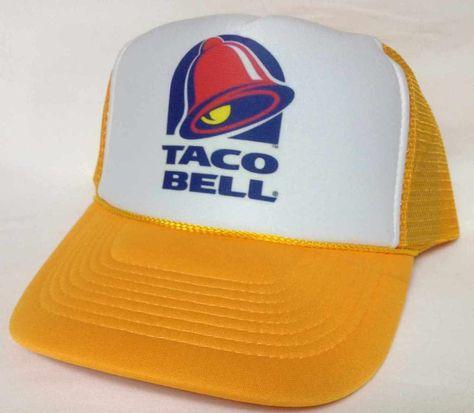 b09969edba1 Taco Bell Trucker Hat - 2014 New Arrivals Trucker Hats and Hats