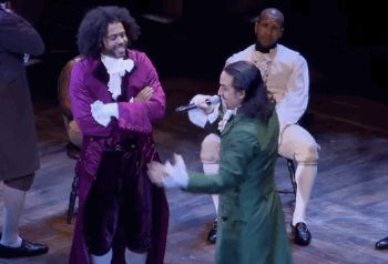 Cabinet Battle #1 Hamilton the Musical Lin Manuel Miranda ...