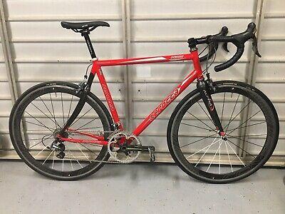 Sponsored Ebay Serotta Hsg 57cm Titanium Carbon Road Bike Dura Ace Roval Thomson Carbon Road Bike Road Bike Vintage Bike