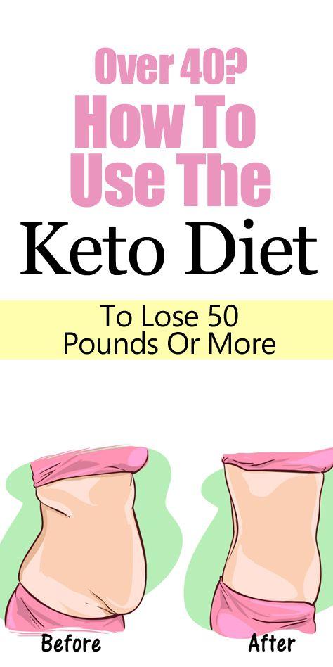 keto diet lose 50 pounds