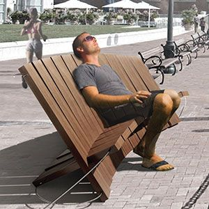 Design Museum Boston   Street Seats Competition Finalist   The Seam Bench  Andrew McClure Paris, France | Public Furniture | Pinterest | Boston  Street, ...