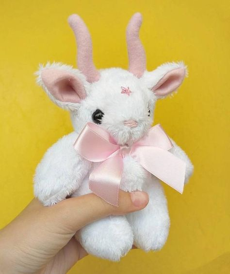 Ahegao, Plush Pattern, Pattern Sewing, Cute Stuffed Animals, Baphomet, Cute Plush, All I Ever Wanted, Creepy Cute, Cute Toys