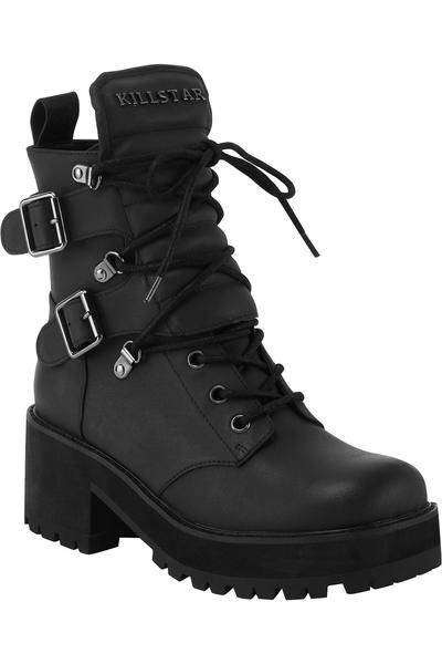 Don't trip over b*tches, walk over em.- Lace-Up Front + Buckles. Desert Boots, Edgy Outfits, Mode Outfits, Cute Shoes, Me Too Shoes, Top Shoes, Women's Shoes, Baby Shoes, Mens Biker Boots