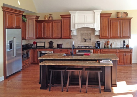 Accessible kitchen ideas on pinterest for Accessible kitchen cabinets