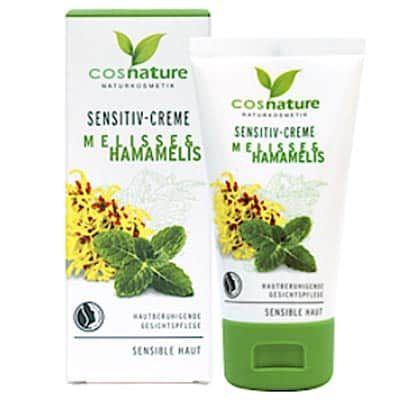 Naturalny Lagodzacy Krem Do Skory Wrazliwej Z Melisa I Oczarem Wirginijskim 50ml Cosnature Juz Dzis Sprawdz Oferte Sklepu Kuferk Shampoo Bottle Cream Shampoo