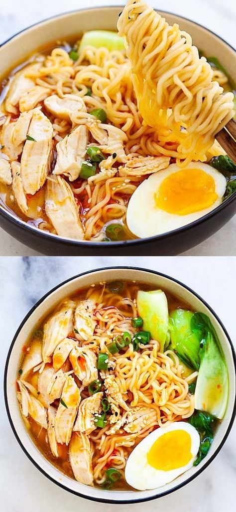 Instant Pot Ramen (So Easy to Make) - Rasa Malaysia